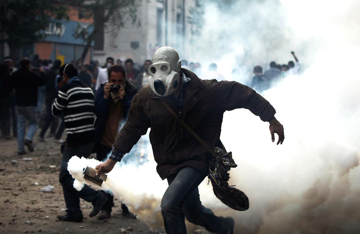 Top 5 Riots of 2014